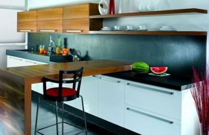 U lijepoj i funkcionalnoj kuhinji kreativnije se kuha :)