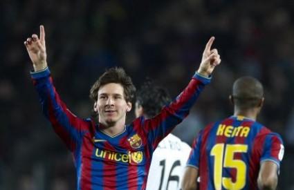 Messi je napokon zabio Mourinhu