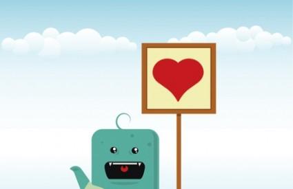 Ljubav i zaljubljenost se razlikuju