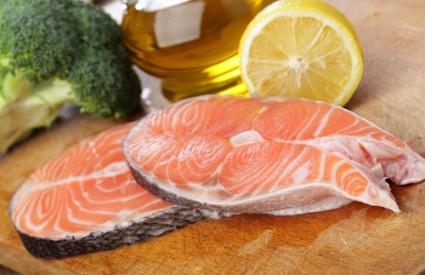 Losos je sjajan izvor vitamina D