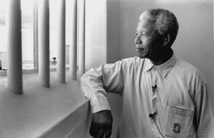 Mandela je u zatvoru bio 27 godina