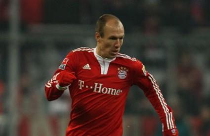 Arjen Robben Bundesliga