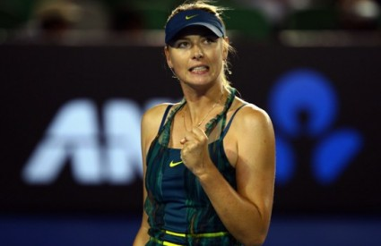 Marija Šarapova ima sva 4 Grand Slama