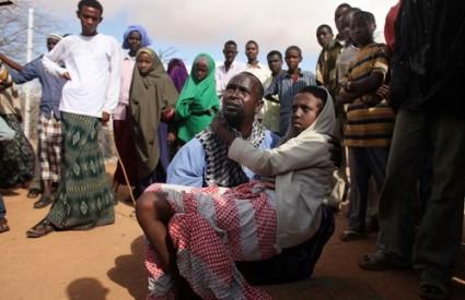 Somalijske izbjeglice