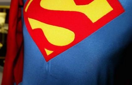 Budite i vi Supermen na poslu :)