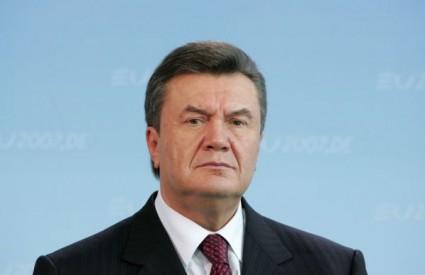Viktor Janukovič je pristao na dogovor