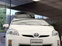 Toyota testira automobil na solarni pogon