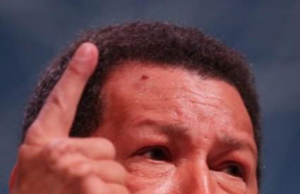 Je li Chavez još živ?