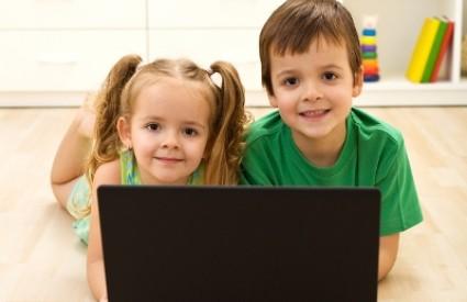 Jesu li djeca usamljena kad su sama za računalom?
