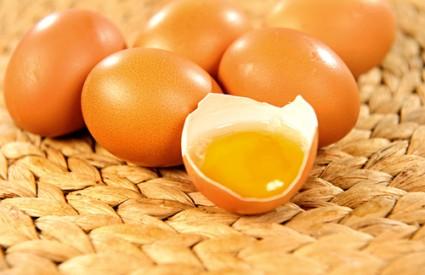 Svako jutro jedno jaje organizmu vitkost daje :)