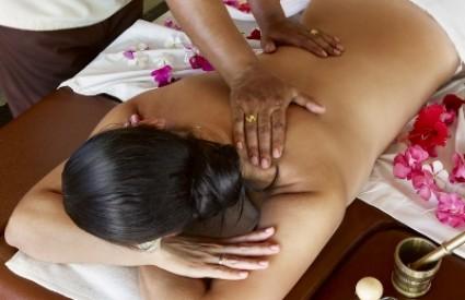 Ako ne želite stalno ležati na stolu za masažu ...