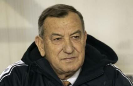 Hajduk trener Poklepović Špaco