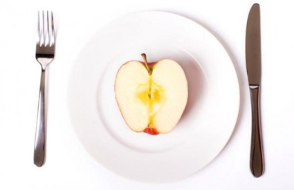 Manji tanjur, manja porcija
