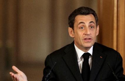 Hoće li Sarkozy uspjeti ostaviti Francusku u elitnom društvu