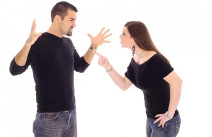 Nema šanse da tema svađe ostane među vama, kao i ono što je bilo izrečeno