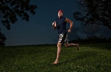 Trčanje je učinkovitije od hodanja