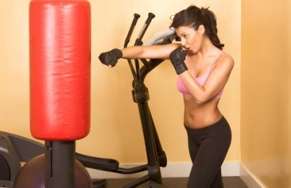 Boksački trening pogodan je i za žene