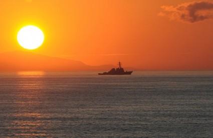 Ruski brodovi na putu u Siriju
