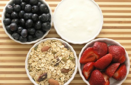 Doručak je najvažniji obrok, ali ni ostale se ne preskače