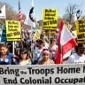 U Washingtonu održan masovni antiratni prosvjed