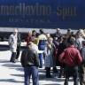 Radnici Dalmacijavina održali štrajk upozorenja
