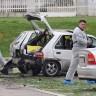 Tri automobila oštećena u eksploziji u Solinu