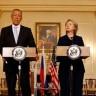 Clinton i Lavrov o kontroli naoružanja, Gruziji i NATO-u