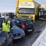 Lančani sudar u Njemačkoj - 170 automobila i 35 kamiona