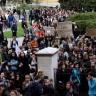 Studenti poručuju: Stop školarine, sveučilište svima