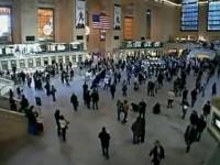 200 ljudi stajalo kao ukopano na glavnom kolodvoru u New Yorku