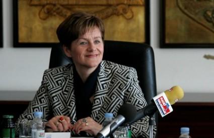 Zamjenica gradonačelnika Splita Anđelka Visković kaže da je važno brinuti se za sportaše