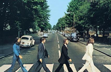 Najpoznatija fotka Beatlesa