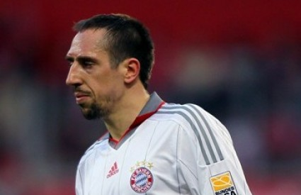 Franck Ribery Bayern Liga prvaka