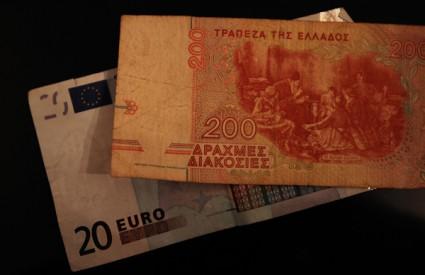 Grci žale za drahmama