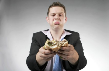 Ako imate samo za fast food ... imate i problem