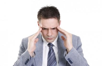 Stres se može manifestirati na čudne načine