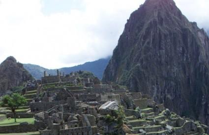 Macchu Pichu je sveto mjesto