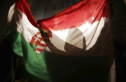 Mađari žestoko prosvjeduju