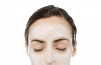 Maska od jogurta regenerira kožu