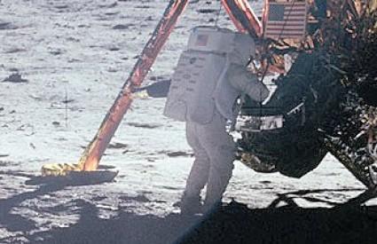 Neil Armstrong je ušao u legendu 20. 7. 1969.