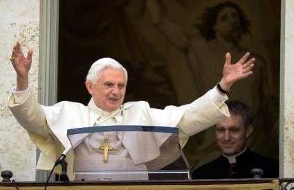 Papa Benedikt XVI.