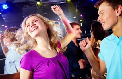 Kako đetić rješava situacije na plesu