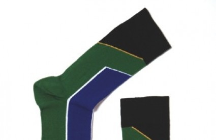 Južnoafričke, talijanske, francuske, brazilske, njemačke i holandske čarape