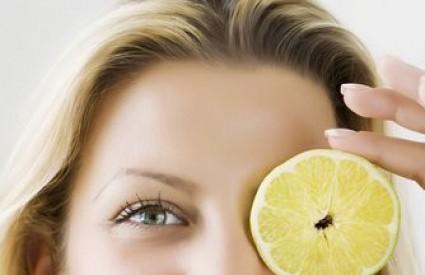 Limun je vrlo učinkovit za uklanjanje mrlja