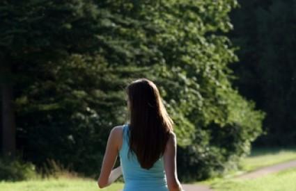 Hodanje blagotvorno utječe na zdravlje