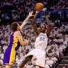 NBA: Novi poraz Lakersa, Oklahoma izjednačila na 2:2