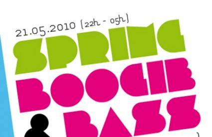 Spring Boogie i bass Aquarius