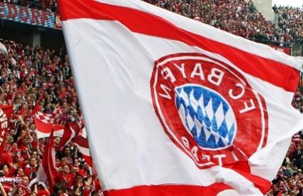 Bayern je dominirao u prvom poluvremenu