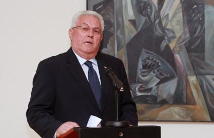 Luka bebić predsjednik Sabora glasnogovornik
