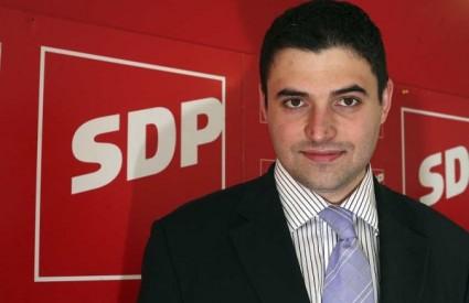 Davor Bernardić SDP